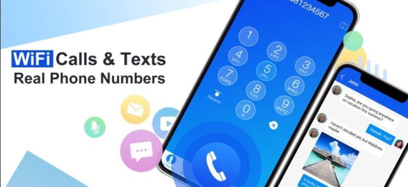 تطبيق Dingtone لعمل مكالمات دولية مجانا على الآيفون