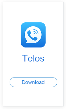 تحميل تطبيق Telos الذي يعطي رقم امريكي