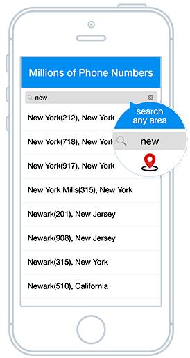 كيفية الحصول على رقم امريكي عبر تطبيق Telos 1