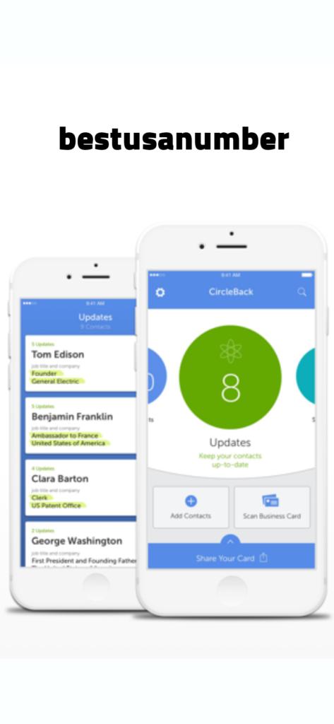 أفضل التطبيقات لإدارة جهات الاتصال للآيفون 2021 5